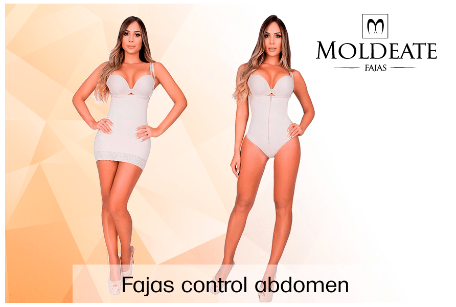 MOLDEATE, FAJAS CONTROL DE ABDOMEN