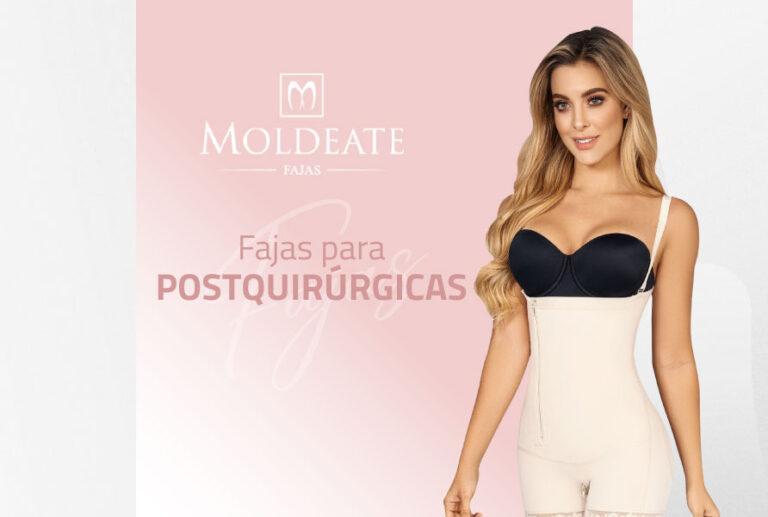 Fajas postquirúrgicas de Moldeate Fajas
