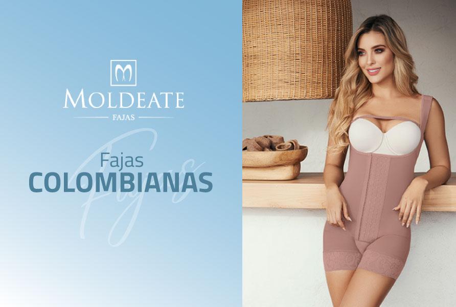 ¿Las mejores fajas colombianas precios? En Moldeate las encuentras